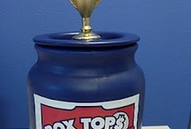 Box Tops For Education ideas / by Toys In The Dryer