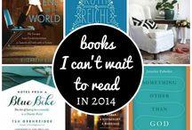 I like big books and I cannot lie <3 / by Kristen Peitzsch Lenca