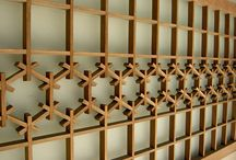 Japanese joinery by Sannainen, via Flickr