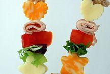 Matpakke ideer / Ideer til matpakke. Sundt og godt. Sikre næring. Kids/ unger