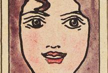 Egon Schiele - Sketchbook / Sketchbook