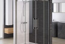 Showers / We have many shower solutions and manufacture OEM products for suppliers