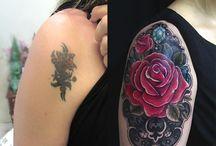 tattoos / meus trabalhos, my work