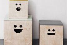Furniture\\ Storage boxes