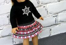 American Girl Doll Things