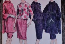 50s Sewing patterns