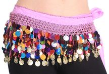 Belly dance chain & Costumes
