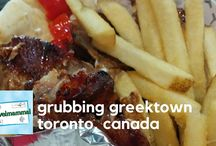 Book my Greektown Toronto Food Tour! / An Airbnb Experience, I take you to 3 authentic Greek spots off the beaten path that give you a true, local Greektown food experience! https://www.airbnb.ca/experiences/22321
