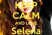 <3 Keep calm: Selena Gomez <3 / Este tablero lo he creado para tener todos los Keep calms de Selena Gomez :)