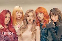 Red Velvet for THE CELEBRITY MAGAZINE (Oct. 2016) / #REDVELVET