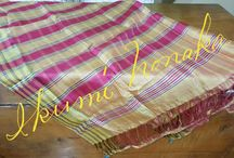 Ikumi Nonaka Collection Hand Woven Cloth