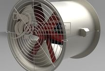 Axial Fan / Xianrun Blower Axial fan is widely used in factories, warehouses, offices, residential ventilation or enhance heat dissipation. It can also be installed in a long pipe to be used to increase the pressure. www.lxrfan.com, xrblower@gmail.com