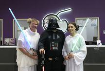 Star Wars Day at Beaconsfield Dental