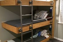 3 bed bunks