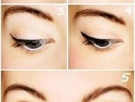 makeup ideas(: