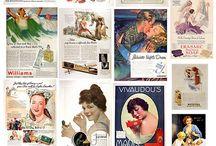 Vintage print idees