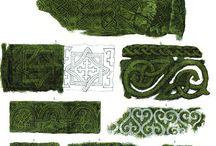 Embroidery. Russia imperia