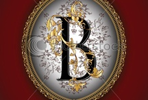 monogram / by Bonnie Healey