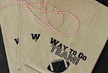 kids sports/ team gifts/snacks / by Mari Guzman