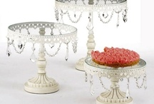 Cake Stands & Cake Toppers / by Kristy Estes