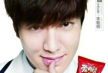 "Lee Min Ho ""CF Isun Potato Snack 2014"""
