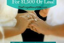 Wedding on a Budget / by Frankie Black