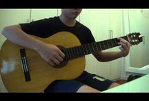 My Finger Style Guitar