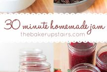 Homemade Dressings and stuff / Goodies made from scratch!