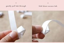 Manualidades y origami