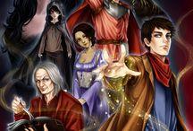 In a Land of Myth... (Merlin)