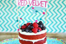 Fruit or Veg. Cakes / Those awesome cakes that wow friends and family that use fruit or veg as part of their main ingredients... mmm yum