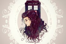 DOCTOR WHO / by Ashley Frye