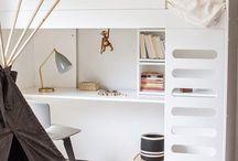 Tiny room teenager