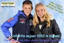 Nieuwe Collectie Najaar 2013 / De allernieuwste collectie bij Hokus Pokus