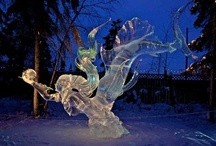 ice scultures