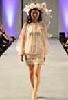 Isabel Zapardiez Semana de Alta Moda Primavera 2013