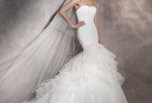 Vestidos de noiva tipo sereia