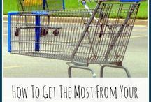 Shopping Tips & Tricks / Shopping tips, tricks, and advice
