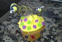 Cu_Cu cupCakes / Os enseño una pequeña muestra de las cositas que hago en mis ratos libres. Me relaja muchísimo dedicar mi tiempo a la repostería y sobretodo a las pequeñas obras de arte que son los cupcakes
