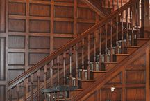 Staircases / Staircases built by Goodman Millwork