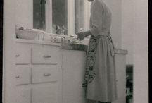 Kitchen History / The modern kitchen has its roots in post WWI Germany and boy has it evolved in 100 years!