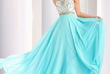 fashion: evening dress