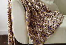 Easy Crochet Blanket