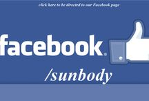 Our Social Media Links / Where to find SunBody on the web!