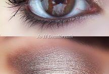 Maquillaje / Ojos