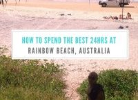 Days out in Rainbow Beach