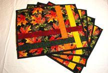 Quilts ~ Autumn/Halloween/Thanksgiving