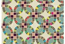 Mønster og farger