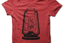 Represent // T-Shirts / Clothing ideas that inspire and spread the gospel.  / by Heather Carlson