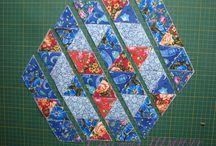 patchwork postupy